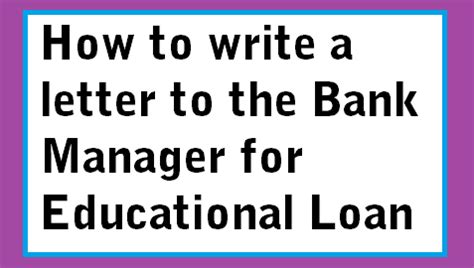 How to write an application letter address