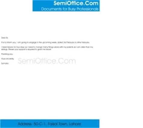 Application Letter Format for University Admission